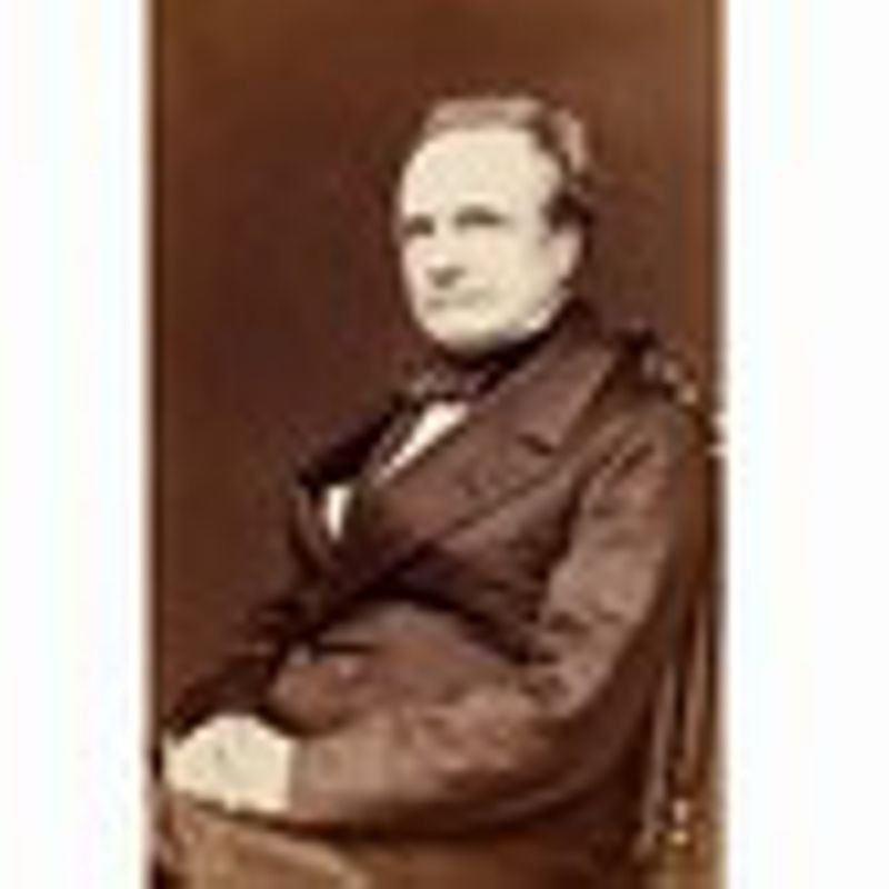 Charles Babbage, 1860