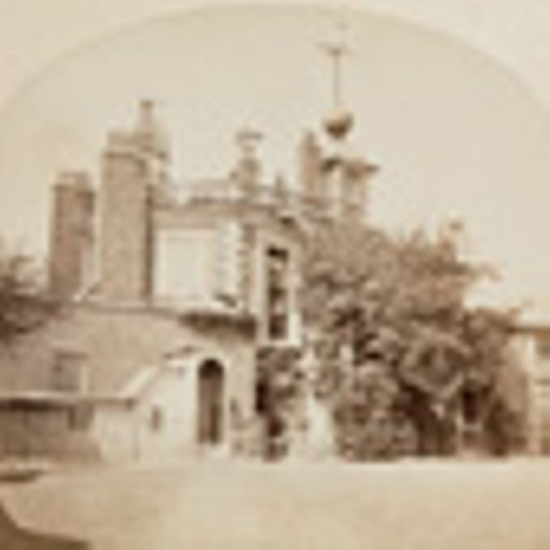 Greenwich Royal Observatory, c. 1891