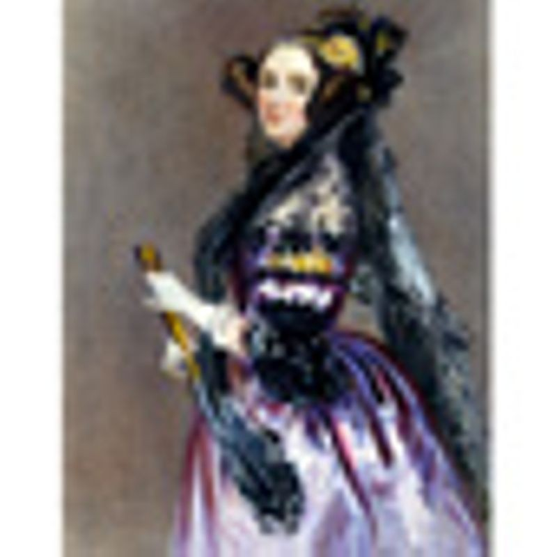 Ada Lovelace, c. 1838