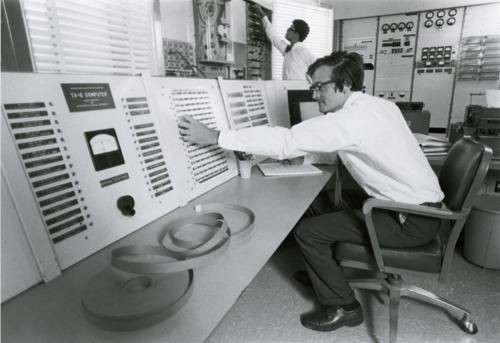 MIT's Transistor EXperimental (TX-0) computer