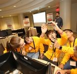 CHM Challenges Broadcom MASTERS Finalists with Raspberry Pi & Logic Gates