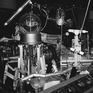 Robot Theater in Smart Machines, 1987. The Computer Museum.