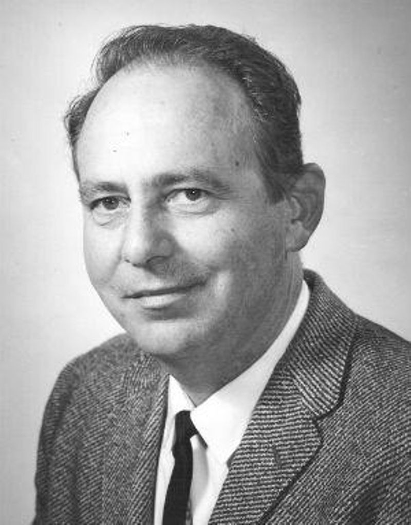 James L. Buie (1920-1988). Courtesy: Janet Reasoner