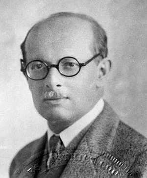 Julius E. Lilienfeld (1882 –1963), Courtesy of AIP Emilio Segre Visual Archives