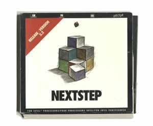 NEXTSTEP 3.3 for Intel Processors. CHM#102707236