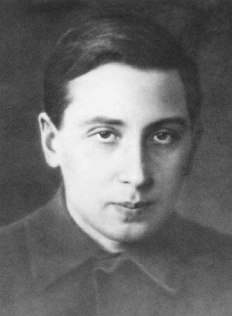 Oleg V. Losev (1903 – 1942)