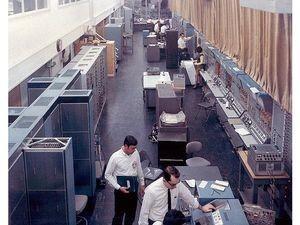Martin-Marietta Tactical Avionics System Simulator, ca. 1970