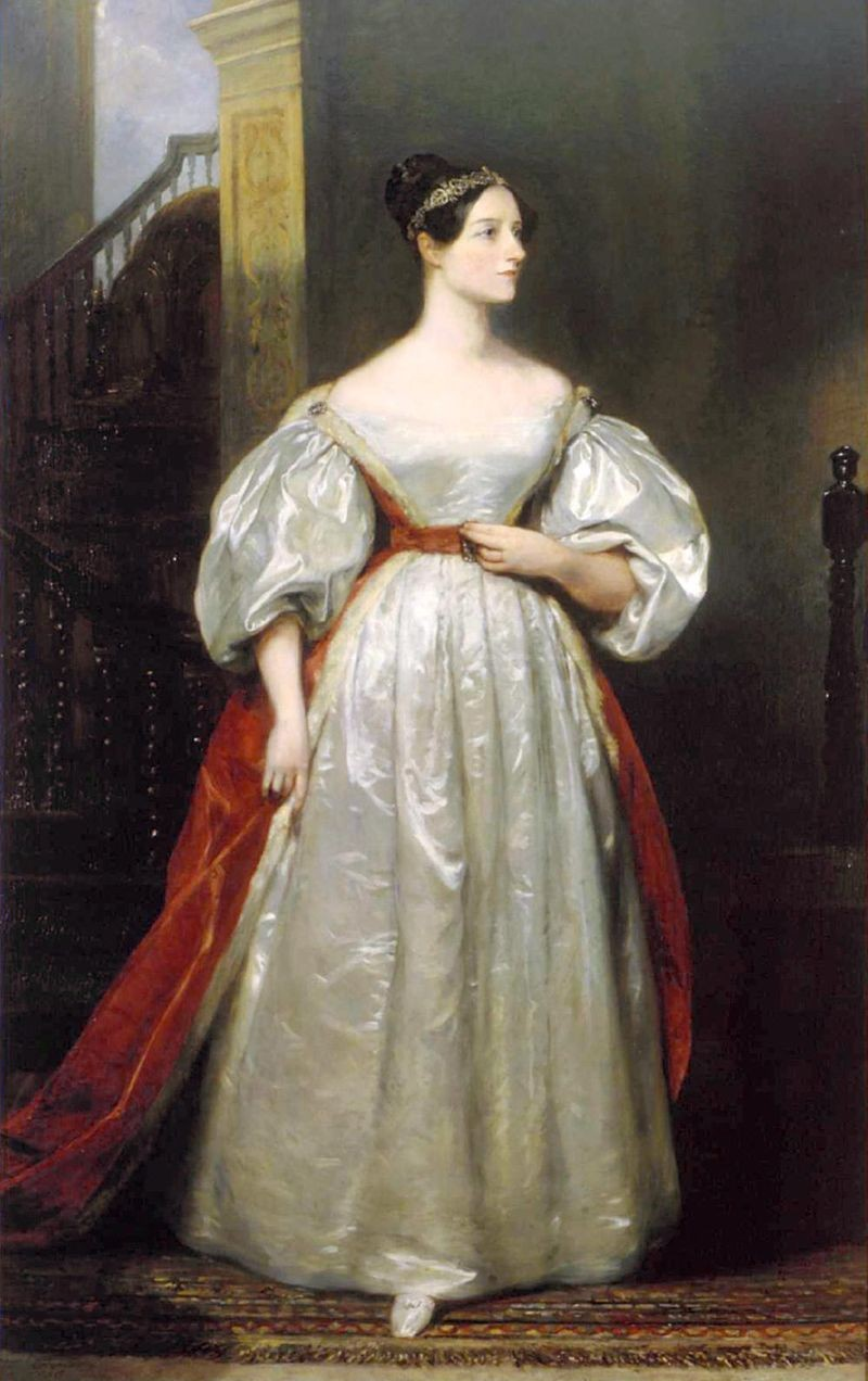 Ada Lovelace Day | @CHM Blog | Computer History Museum