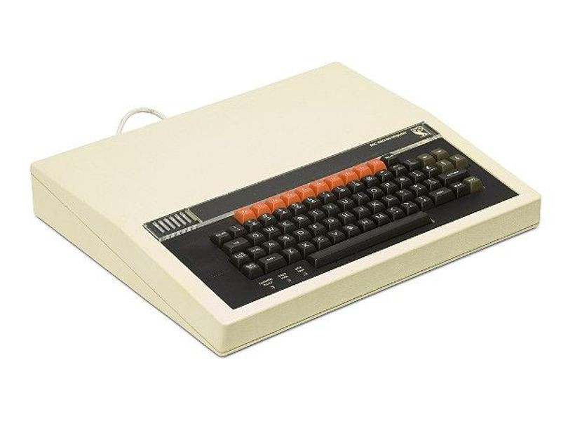 The BBC Micro Model BGift of Acorn Computers, Ltd., X665.86