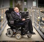 Bringing A New Voice to Genius—MITalk, the CallText 5010, and Stephen Hawking's Wheelchair
