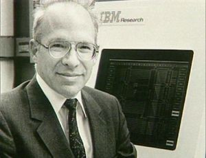 IBM Researcher and designer of the Hydrogen Bomb, Richard Garwin