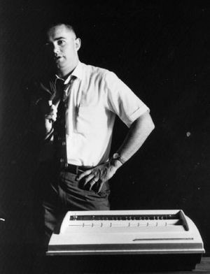 Edson de Castro, CEO, Data General, 1968