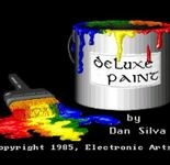 Electronic Arts DeluxePaint Early Source Code