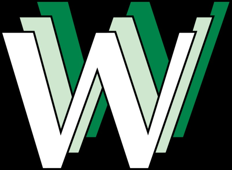"Original Web logo by Berners-Lee's project partner Robert Cailliau, who has synesthesia. He claims the colors are based on those he sees for the letter ""W"""