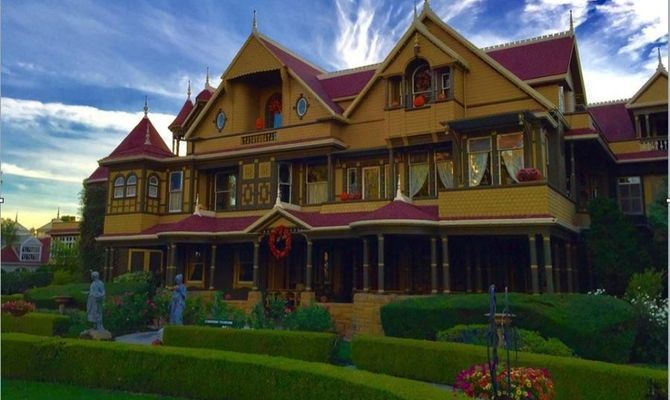 Winchester Mystery House. San Jose, CA.