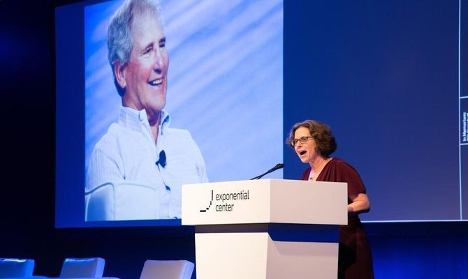 Numenta CEO Donna Dubinsky shares tribute in honor of Intuit's Bill Campbell