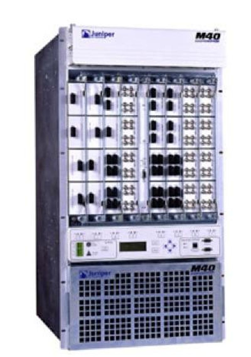 The Juniper M40 Router | @CHM Blog | Computer History Museum
