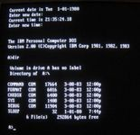Microsoft MS-DOS early source code