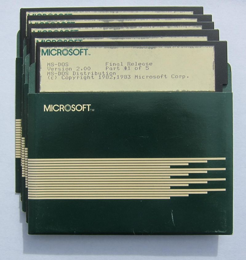 Microsoft MS-DOS early source code | @CHM Blog | Computer