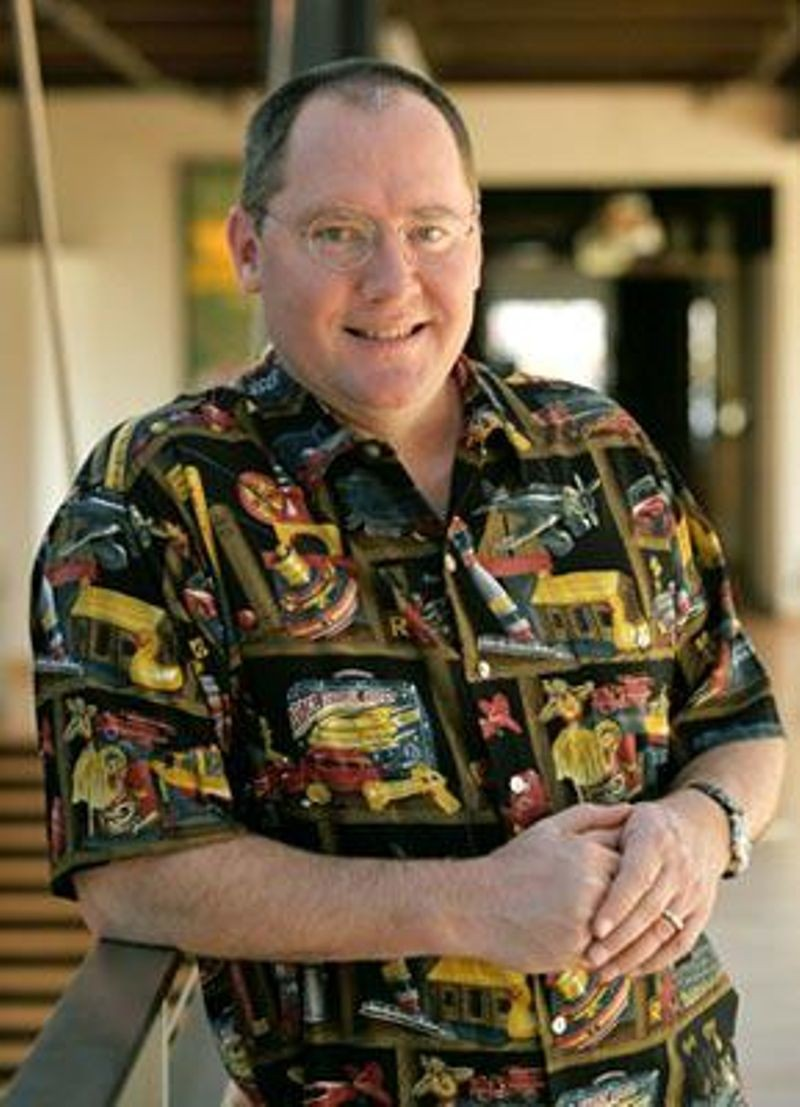 Luxo Jr. director John Lasseter