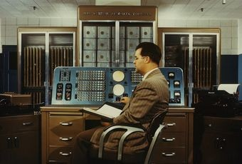 Harry Huskey, Early Computers & SWAC