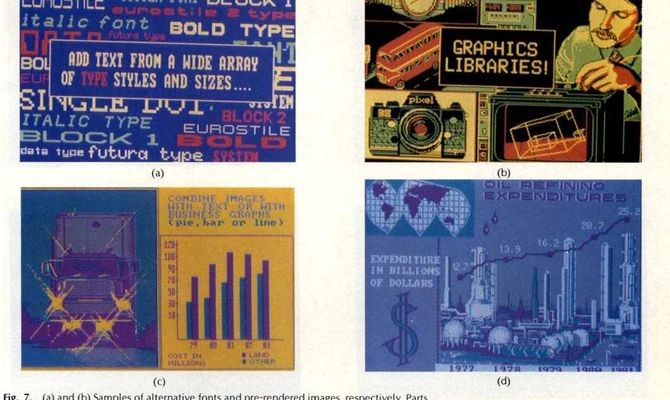Sample slides from VCN ExecuVision.