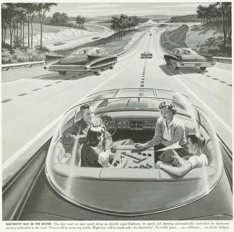 Where To A History Of Autonomous Vehicles Chm Blog
