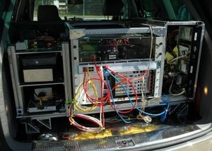 Computer in Stanley car (DARPA), 2005