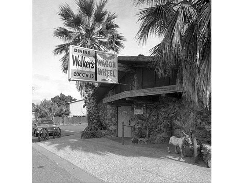 The Wagon Wheel, Mountain View, CA. ca 1969. Courtesy: Carolyn Caddes