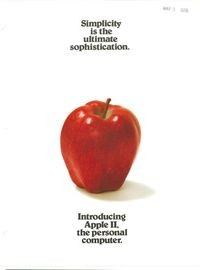Simplicity is the ultimate sophistication: Introducing Apple II, the   personal computer