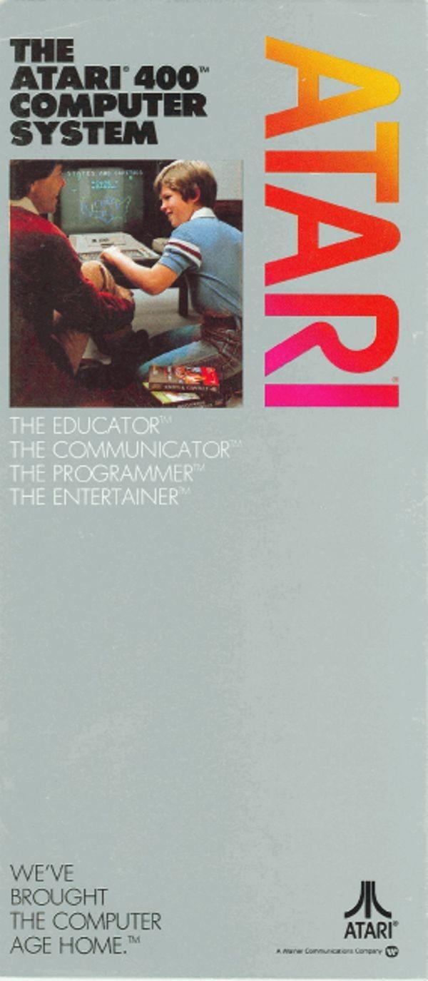 The Atari 400 Computer System