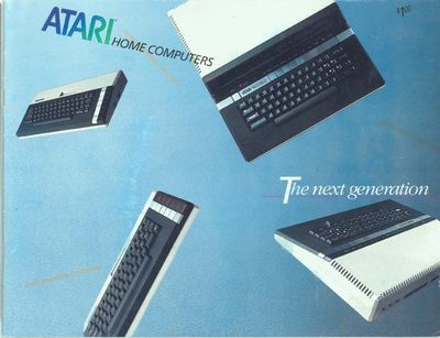 Atari Home Computers: The Next Generation