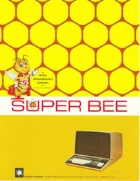 Super Bee: A micro programmable terminal from The House of Beehive
