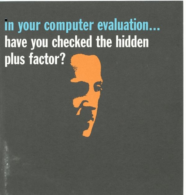 In your computer evaluation... have you checked the hidden plus factor?