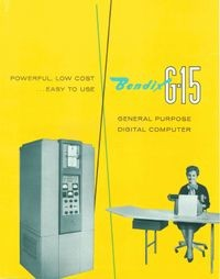 Bendix G-15 General Purpose Digital Computer