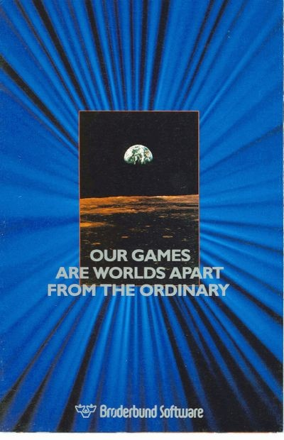 Our Games are Worlds Apart From the Ordinary