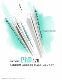 Bryant PhD-170 Random Access Mass Memory