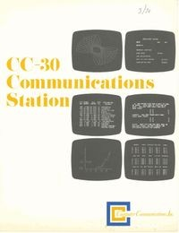 CC-30 Communications Station