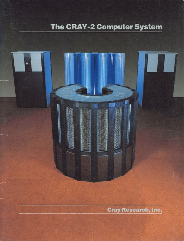 The CRAY-2 Computer System. Cray Research, Inc.