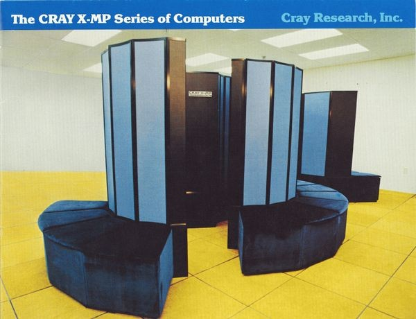 The X-Cray X-MP series of computers
