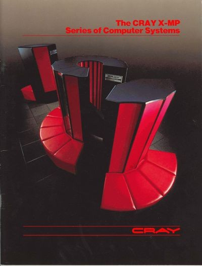 The CRAY X-MP Series of Computer Systems