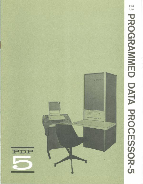 Programmed Data Processor-5