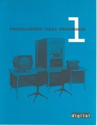 Programmed Data Processor 1