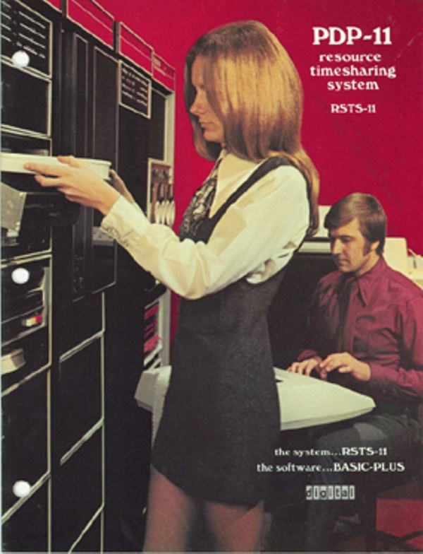 PDP-11 Resource Timesharing System RSTS-11