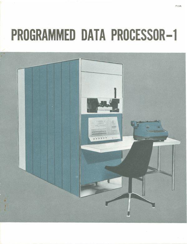 Programmed Data Processor-1