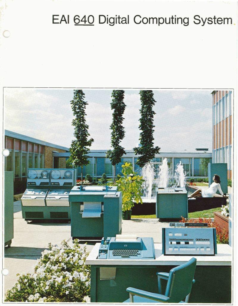 EAI 640 Digital Computing System