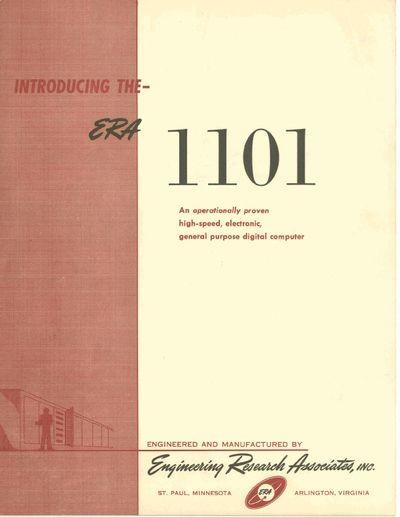 Introducing the ERA 1101