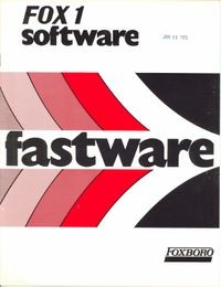 Fox 1 Software Fastware