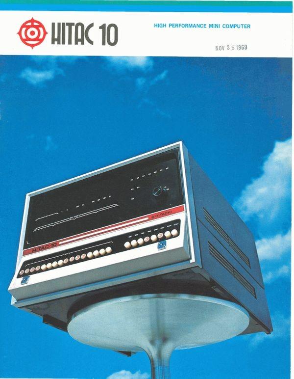 HITAC 10: High Performance Mini Computer