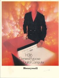 H316 General Purpose Digital Computer